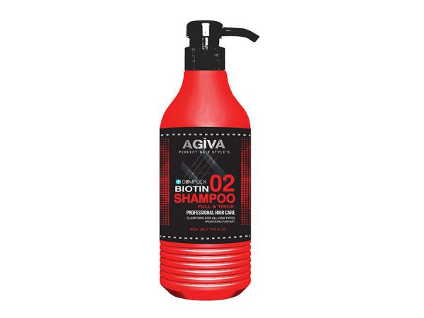 Agiva biotin professional shampoo