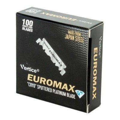 Euromax single edge blades kappersmesjes