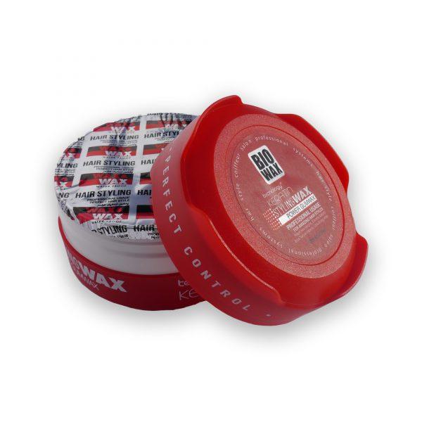Biowax keratin (red)