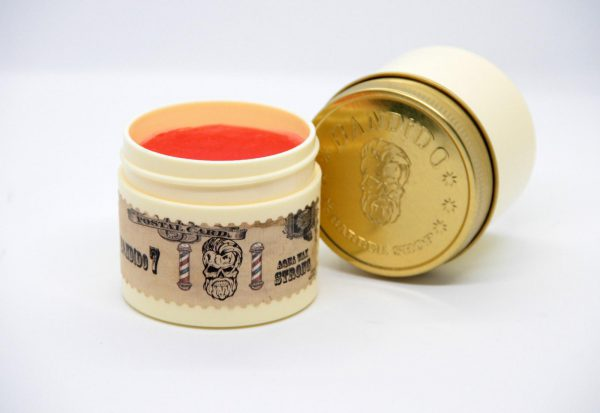 Bandido aqua wax strong 7