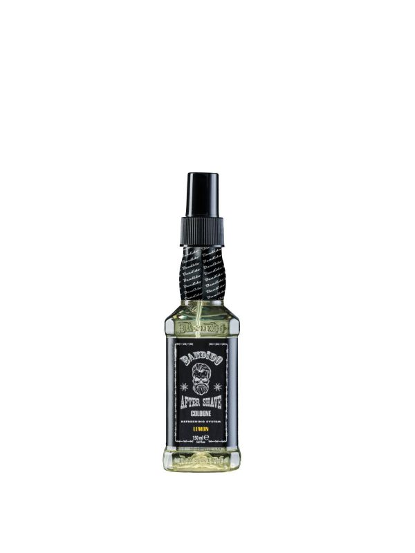 Bandido aftershave/cologne spray Lemon 150ml.