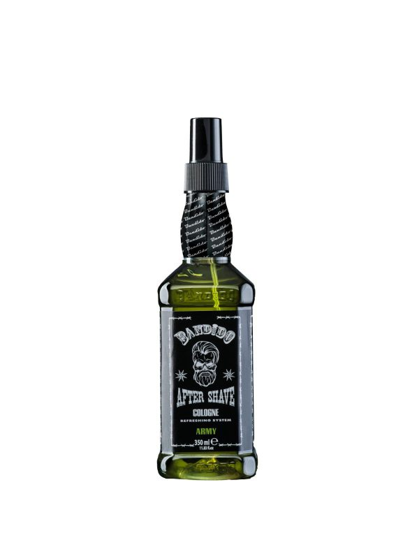 Bandio aftershave/cologne spray Army 350ml.
