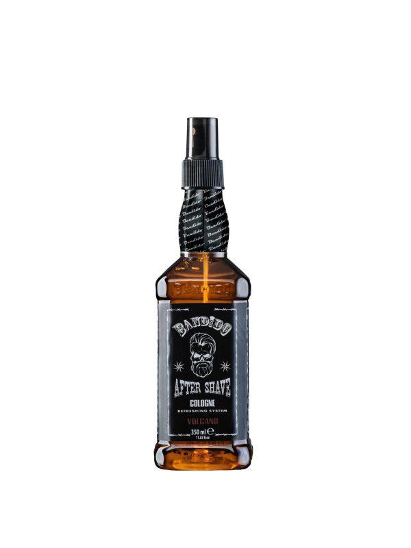 Bandido aftershave/cologne spray Volcano 350ml.